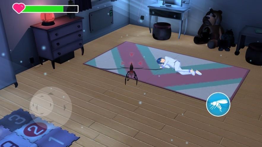 蚊子模擬器截圖
