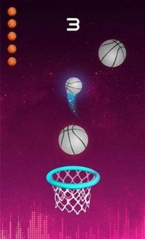 手控篮球截图