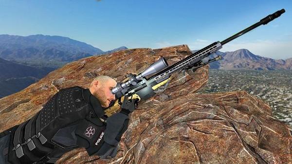 山狙击手射手截图