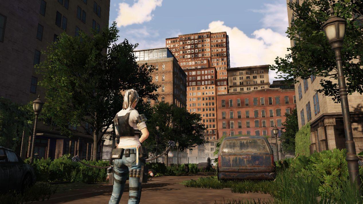 明日之后人类重返城市截图