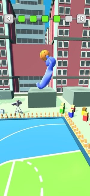 Basket Dunk 3D截图