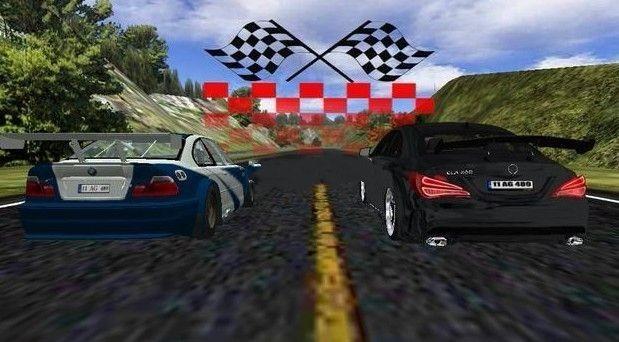 奔驰c200模拟驾驶截图