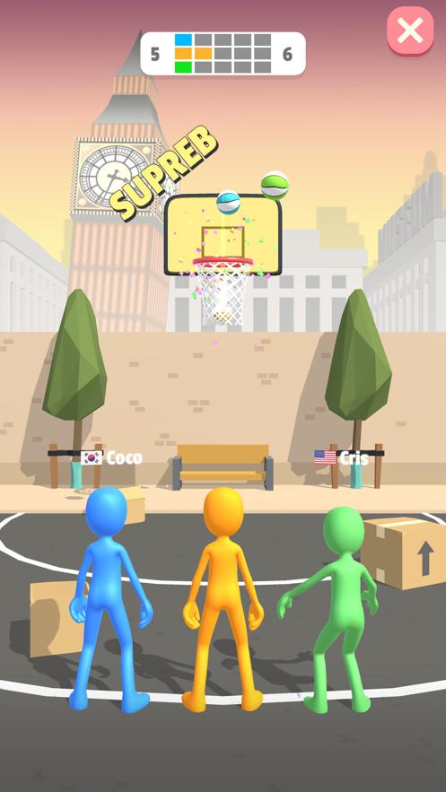 Five Hoops截图