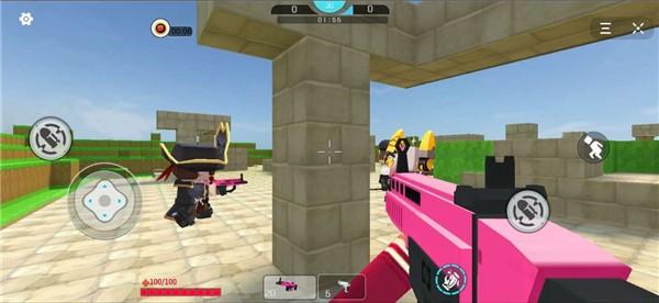 迷你世界枪战精英游戏截图