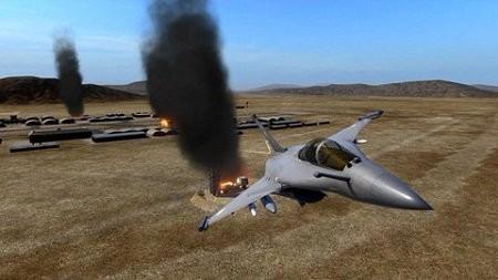 空军战争模拟器截图