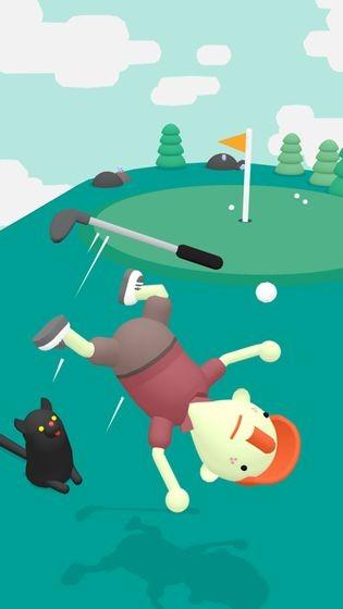 什么是高尔夫截图