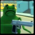 搞怪青蛙模拟器