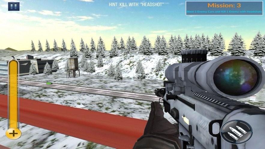 狙击手杀手公路截图