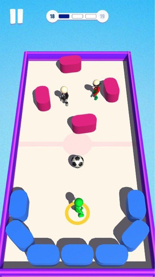 ball attack 3D截圖