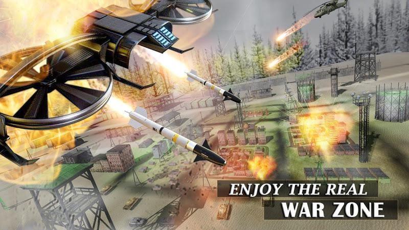 現代無人機空襲戰截圖