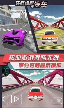 狂野模拟汽车截图