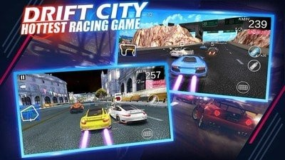 狂野城市賽車截圖
