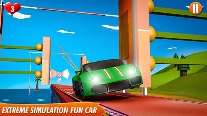 快乐趣味赛车截图
