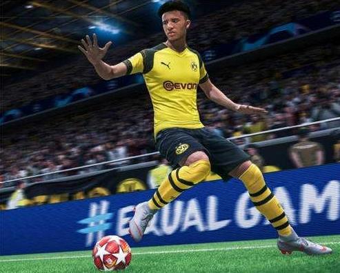 FIFA 20截图