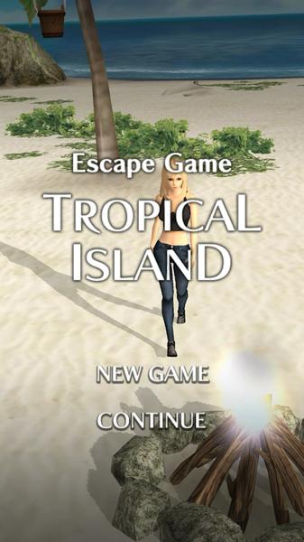 逃离南海之岛截图