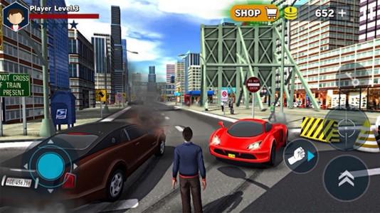 犯罪集团3D截图
