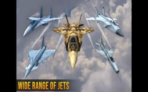 飞机空袭任务截图