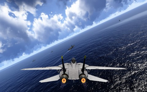 远航空战模拟器截图