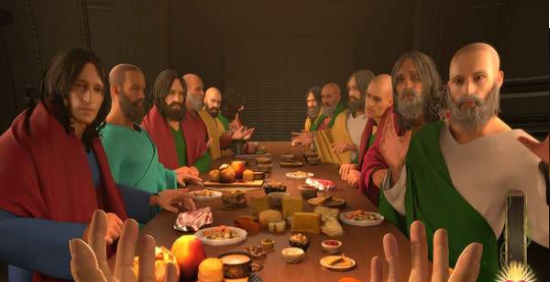 耶稣模拟器截图