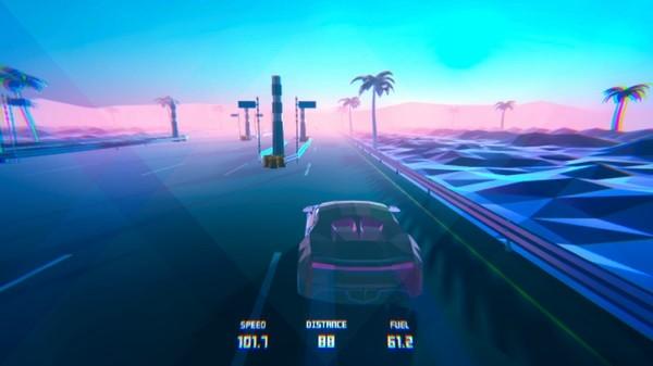 科幻公路赛车3D截图