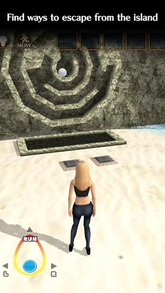 少女孤岛逃脱截图