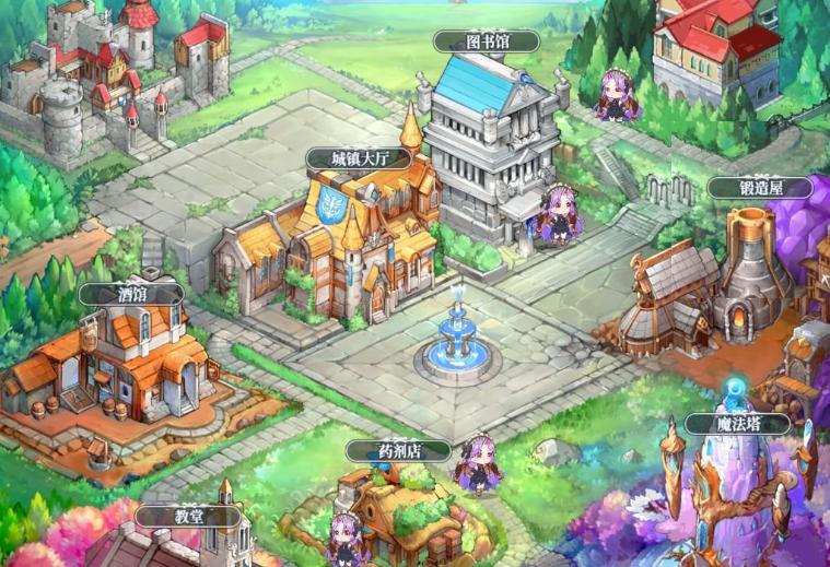 绯红之境家园玩法详细介绍 绯红之境萌新家园玩法攻略
