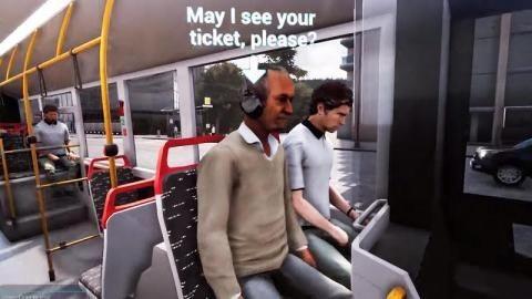巴士驾驶2020截图