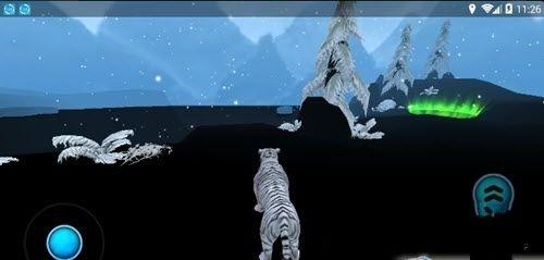 白虎模拟器截图