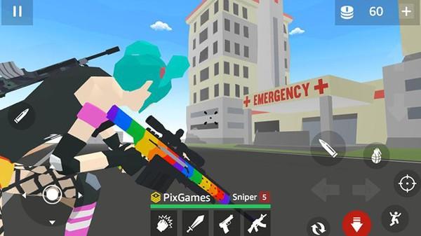 战斗之枪3D截图