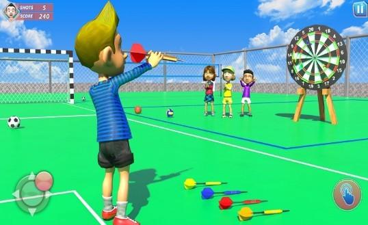 学校体育生活模拟器截图