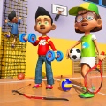 學校體育生活模擬器