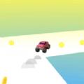 卡車行駛3D