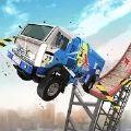 特技卡車跳躍