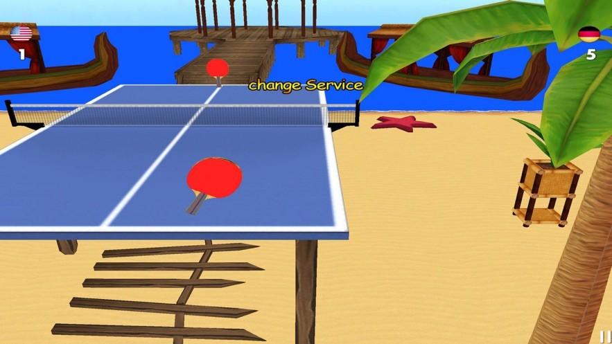 我打乒乓球賊六截圖