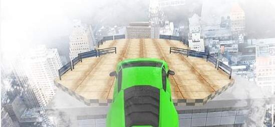 巨型坡道GT赛车截图
