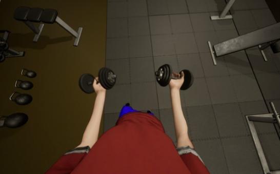 健身房模擬器截圖