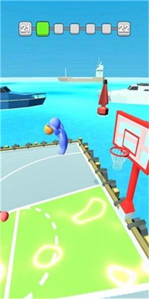 热血王者篮球截图