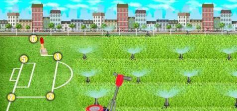 建造足球场截图