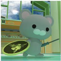 老鼠的黑暗飞跃