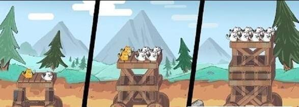 猫咪守卫战截图