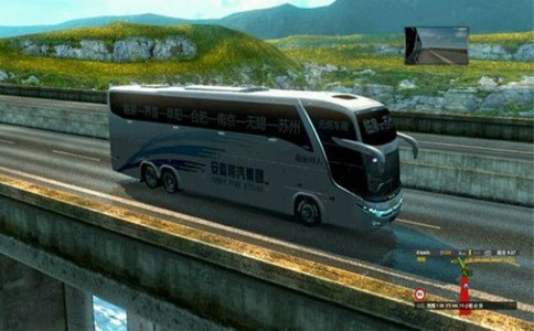 傲游中國2客車截圖