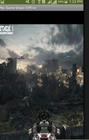 战争游戏狙击手截图