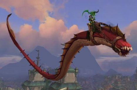 魔兽世界8.3邮件吞噬者坐骑位置分享 魔兽世界邮件吞噬者坐骑获取方法介绍