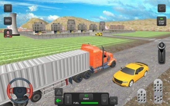 东风卡车模拟驾驶截图