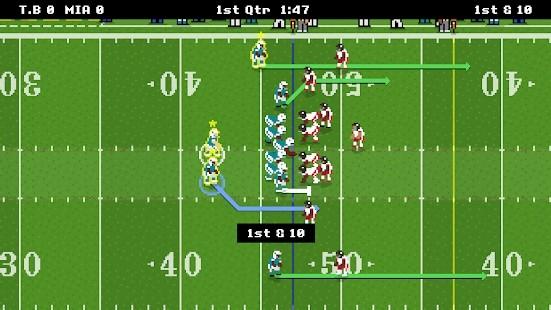 Retro Bowl截图
