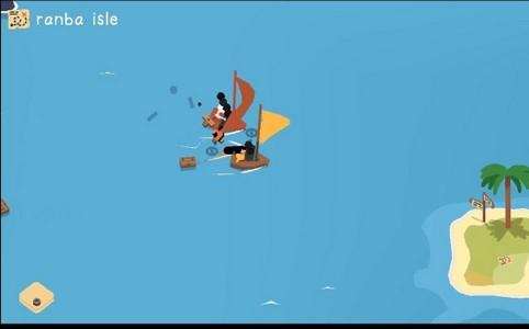 一女一舟航海寻宝记截图