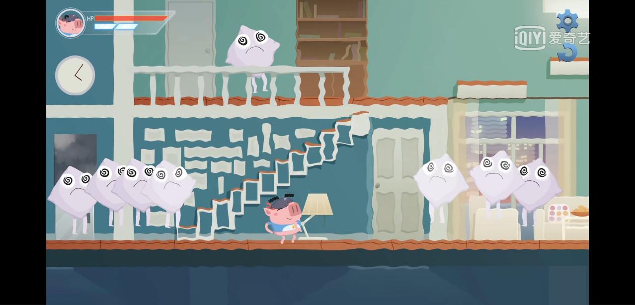 猪猪公寓游戏截图