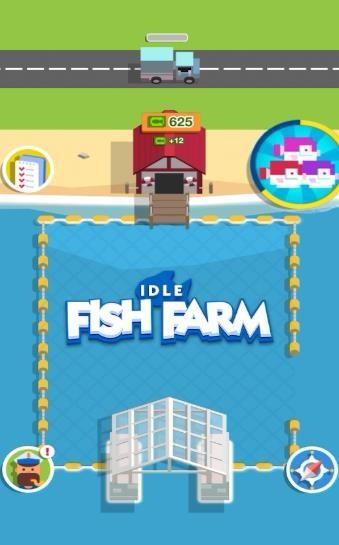 Idle Fish Farm截图