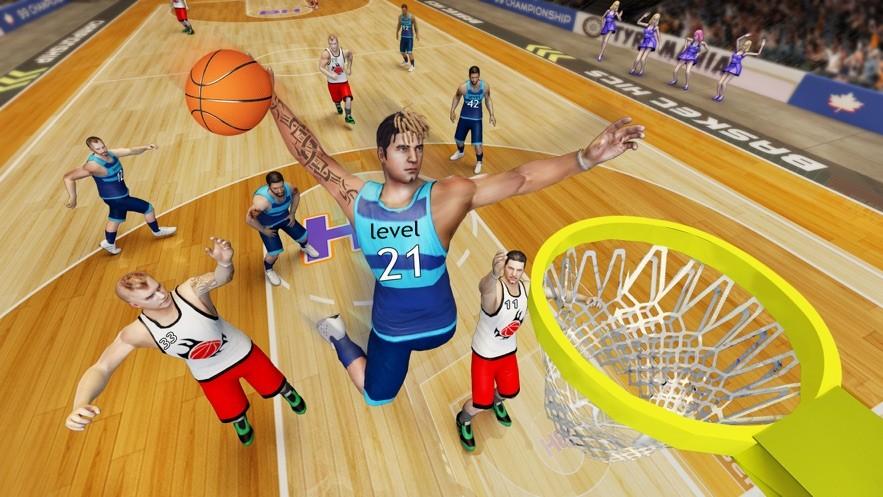 篮球得分王截图