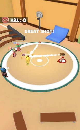 实心球大作战游戏截图